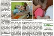 Ein Zuhause für verlassene Säuglinge
